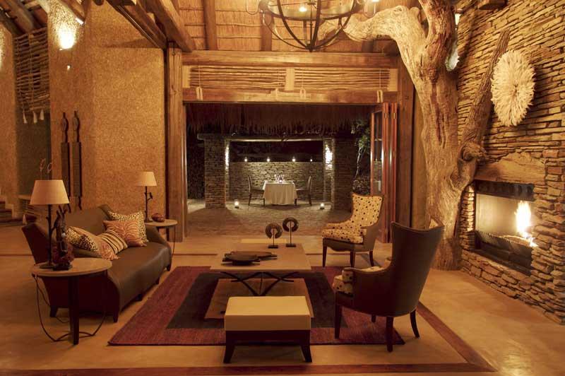 H tels camps et lodges kruger voyage et safari en afrique du sud safaris la carte - Decoration chambre style afrique ...