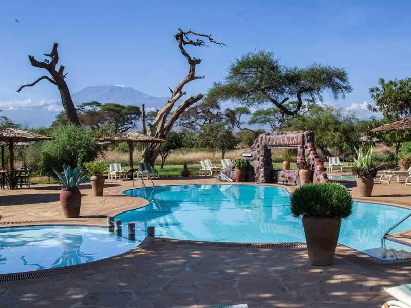 Kenya - Amboseli - Sentrim Amboseli Camp
