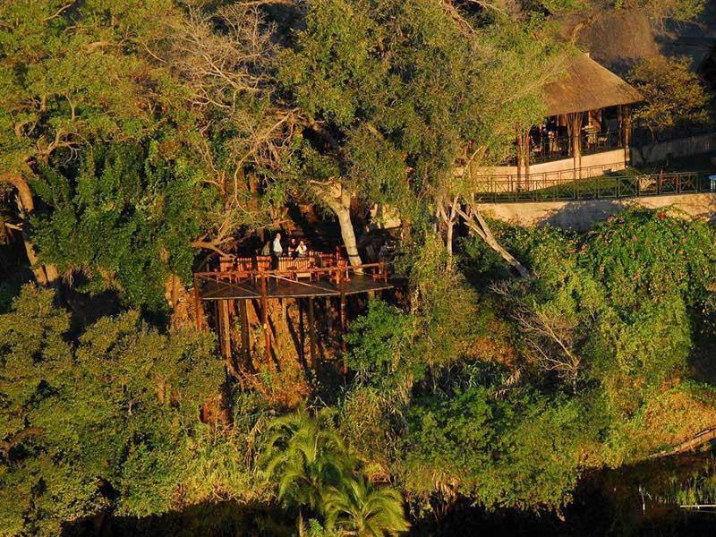 Namibie - Kongola - Namushasha River Lodge