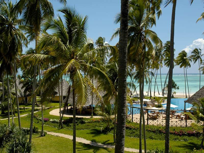 Zanzibar - Ocean Paradise Beach Resort
