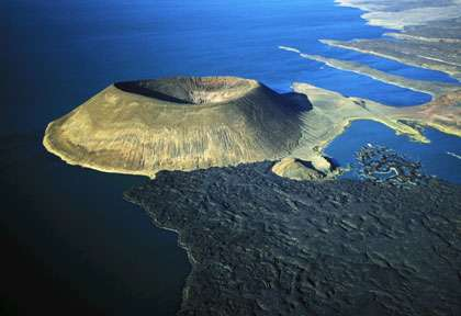 survol du lac Turkana