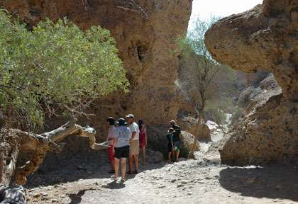 visite de Sesriem Canyon © Wild Dog Safaris