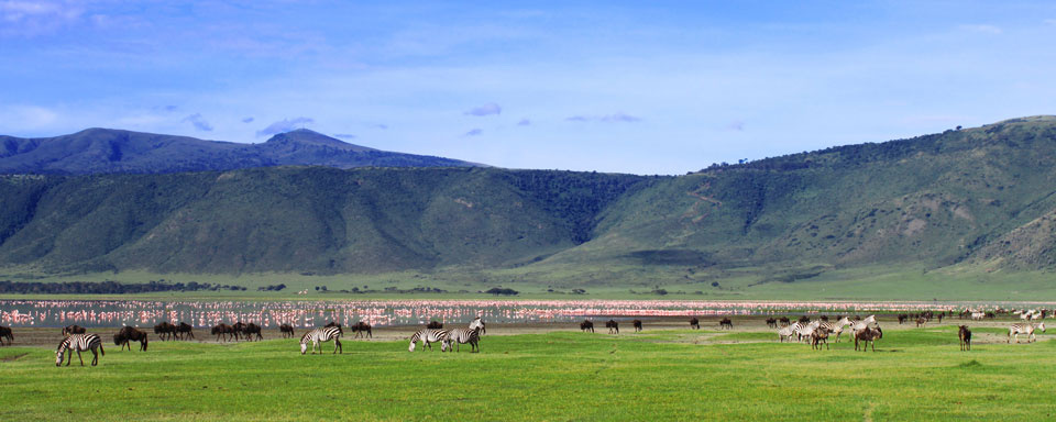 Cratère du Ngorongoro © Shutterstock - Travel Stock