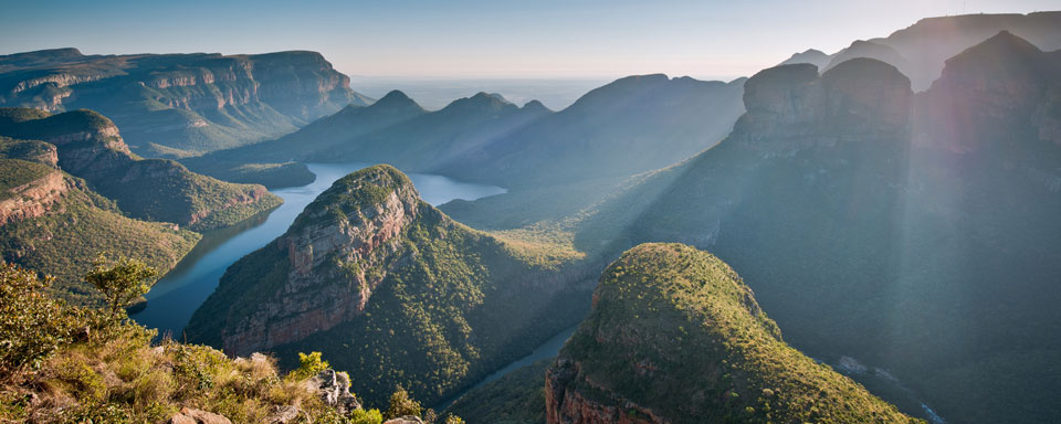 Blyde River Canyon © Shutterstock - Mark Dumbleton